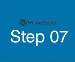 Step07 投稿ページ single.phpの作成