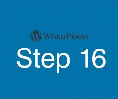 Step16 続き グローバルナビゲーションに「ブログ」を追加