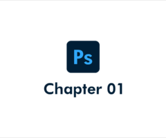 【Chapter 01】Photoshopのはじめ方・画面構成