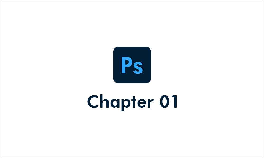 【Chapter 01】Photoshopのはじめ方・画面構成