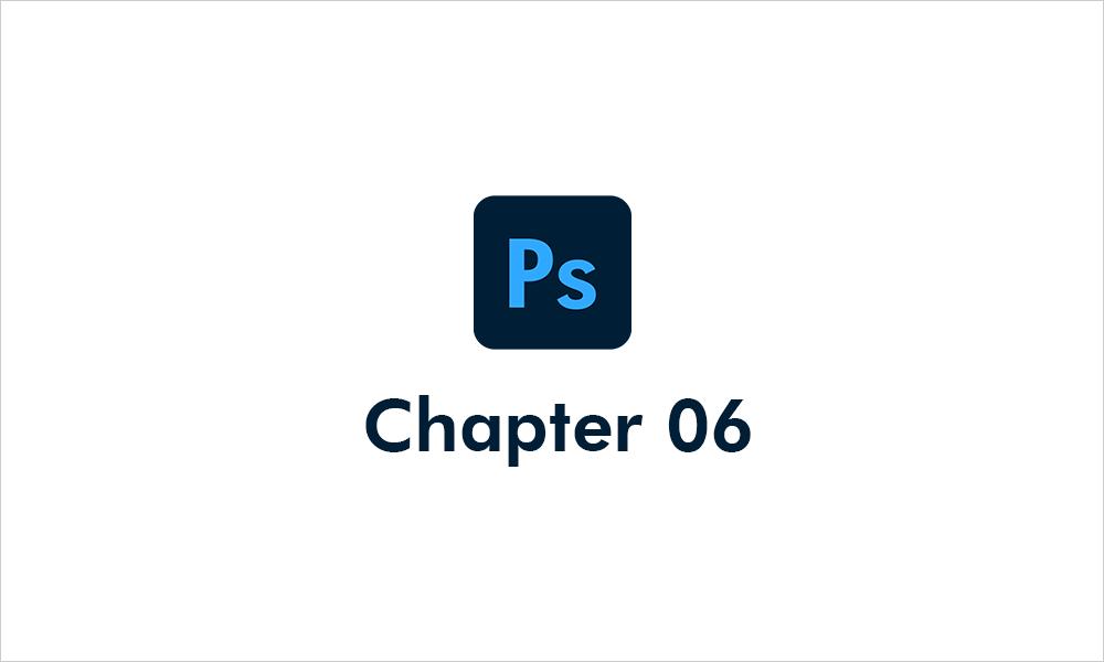 Photoshop cc【Chapter 6】シェイプツールの基本・パスの操作