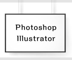 Photoshop Illustrator